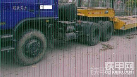 二手拖车--湖北地区出售东风二拖二