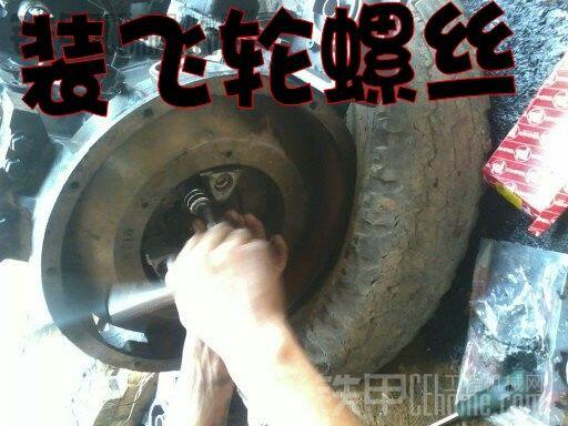 洋马4TNV98发动机大修全过程