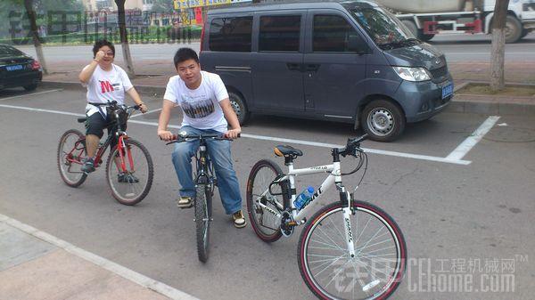 铁甲三人组骑行:北京回龙观——十三陵
