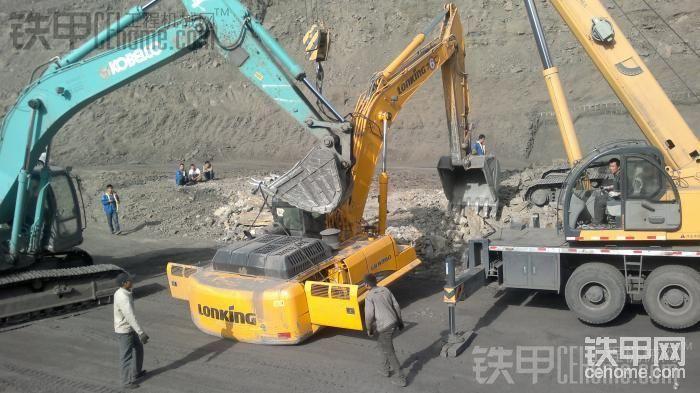 分体式挖掘机-帖子图片
