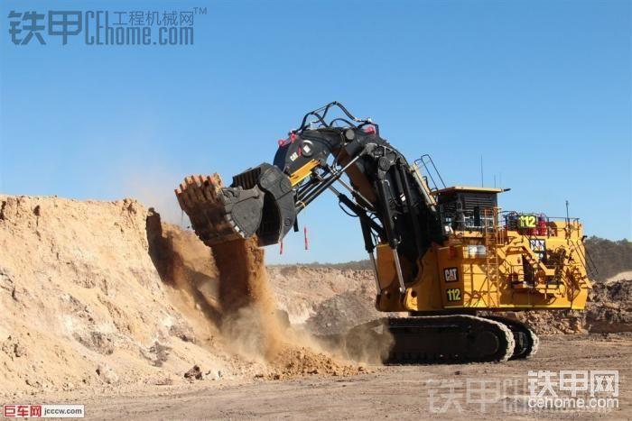 卡特6050正鏟挖掘機-帖子圖片