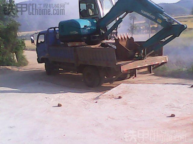 10月1日购山河智能70n9债权挖掘机