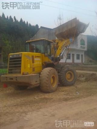 临工953  之  新农村地基建设详解