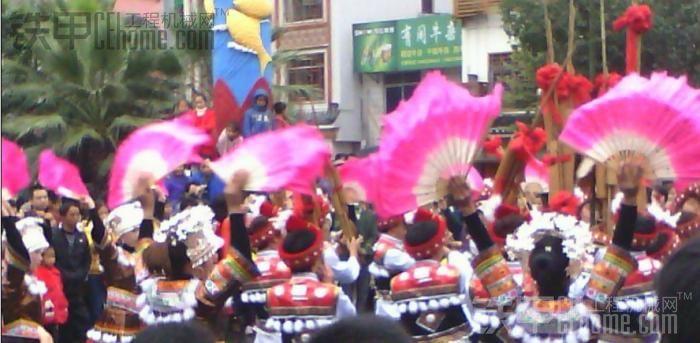魅力苗乡-融水苗族自治县成立60周年