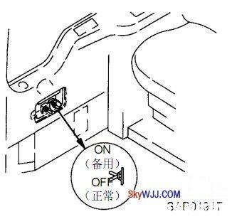 小松挖掘机维修显示E03故障原理与解决