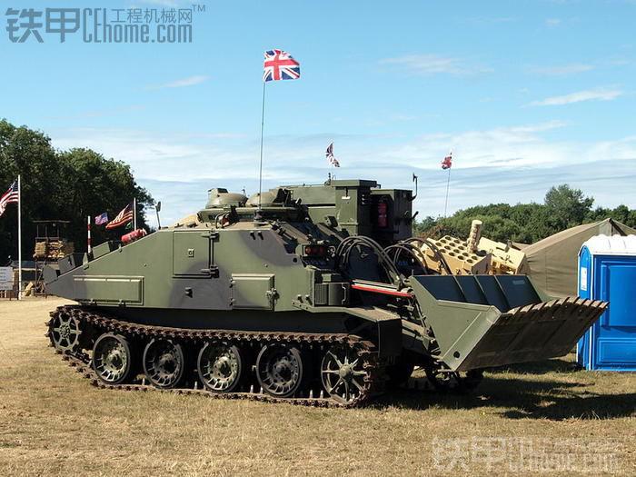22fvvom_英国军事工程车辆~~~~皇家军械fv180