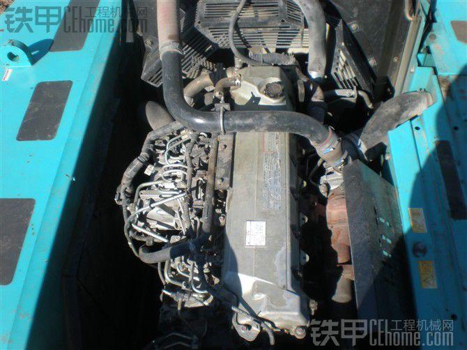 出售2009.年神钢350-8挖掘机