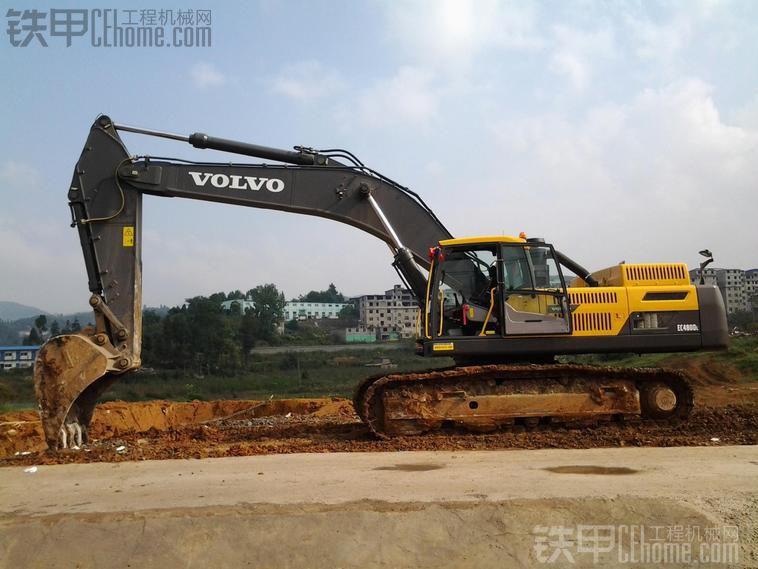 沃尔沃55挖掘机 沃尔沃挖掘机480 沃尔沃挖掘机内饰高清图片