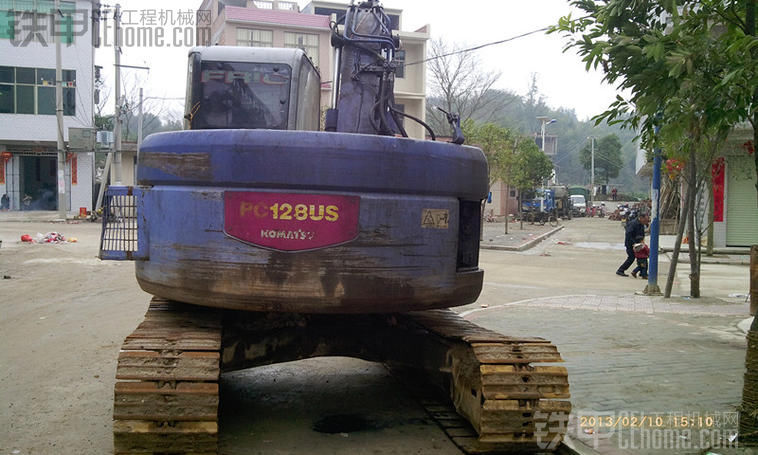 小松128US
