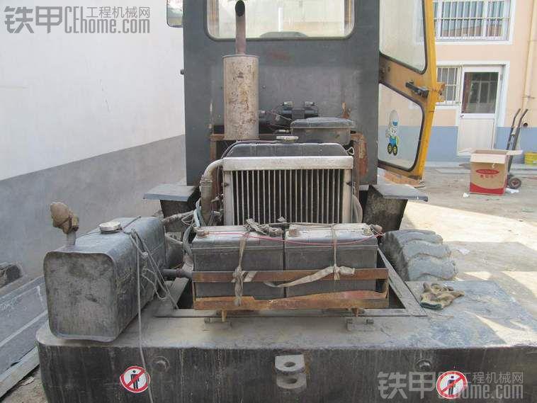 本人改装山寨小型装载机 编程自动化电液比例控制 图已修改