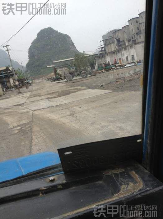 今天看见的水泥CN
