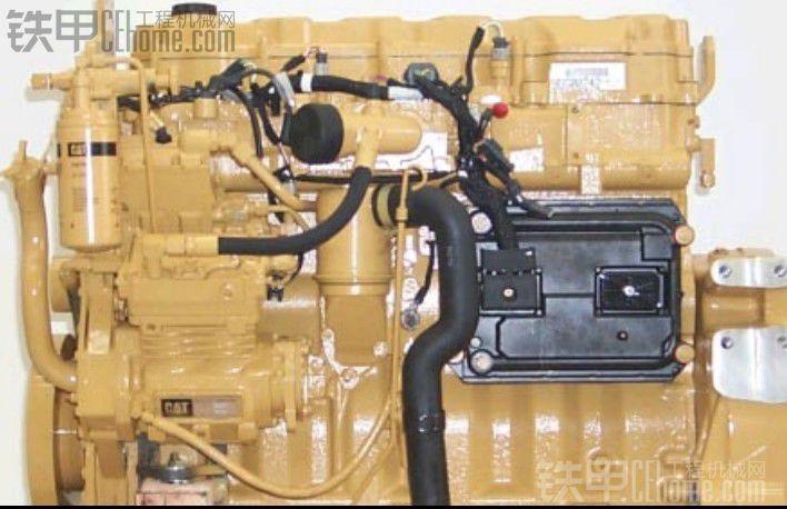 卡特c9发动机图解