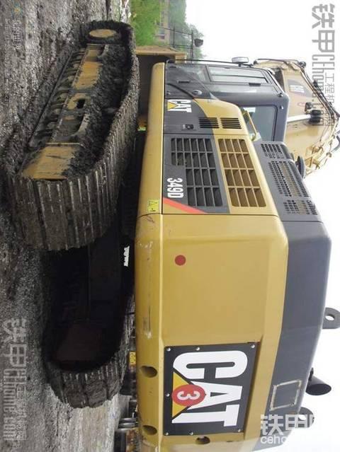 卡特大挖之349D-345D