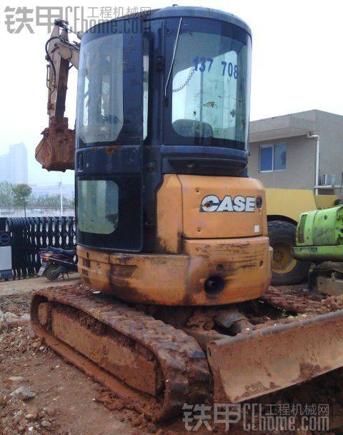 CASE CX35B