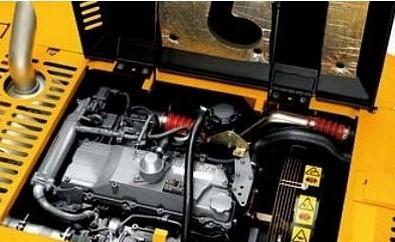 挖掘机配件柴油机日常保养