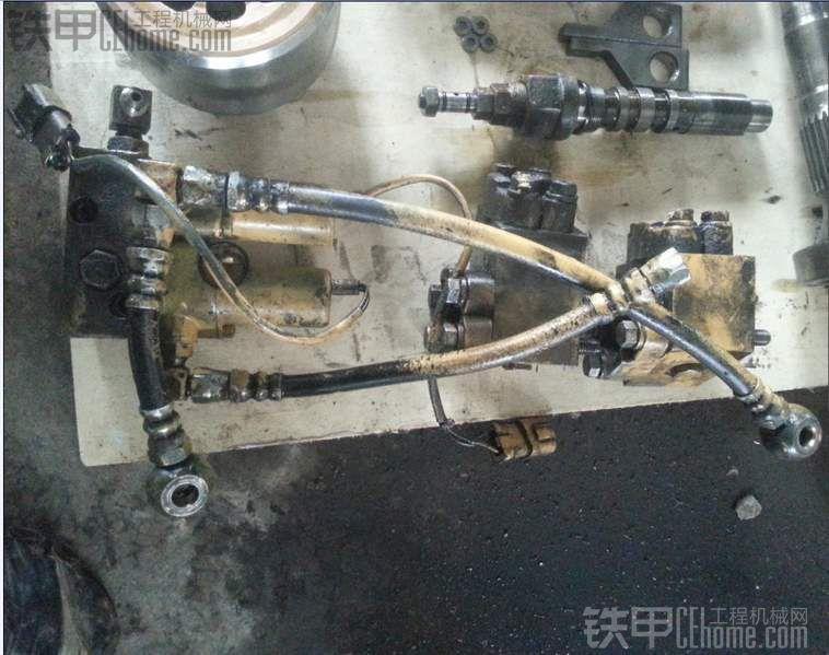 小松200-6液压泵维修精品图片