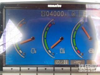 小松70-8,   4000小时使用报告!