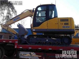 徐工XE85C新款机型