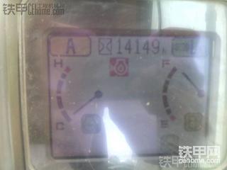 小松PC200-7挖掘机14000小时使用报告