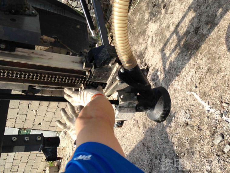 液压凿岩机效率