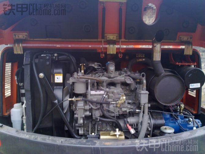 ★小机王★斗山55G-2000小时试用报告+柴油泵安装。