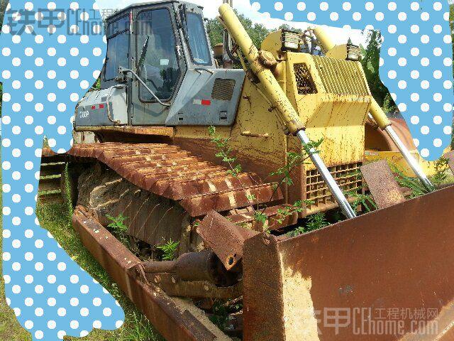 极品小松D60-12E推土机