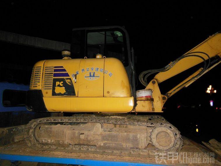 极品小松PC56 7挖掘机出售