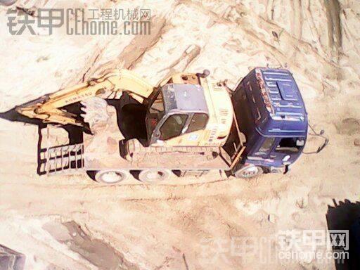 全国第一台双驱牵引头改的短板拖车 ----欧曼260