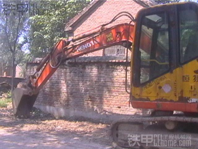 恒特挖掘机