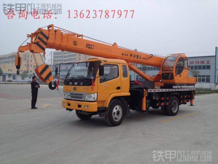 10吨起重机