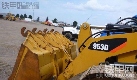 935D履带式铲车棒棒的