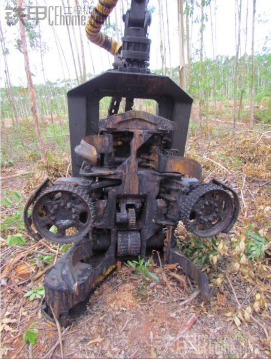 卖四台伐木机