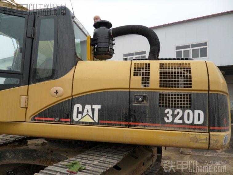 卡特彼勒320D2挖掘机—320D的改进版。