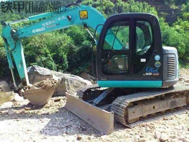 神鋼sk60sr挖掘機和神鋼sk60-5挖掘機誰更好-帖子圖片