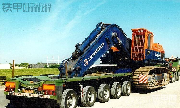 纯进口卡特390DLME 卡特生产厂家   和国外平板车-帖子图片