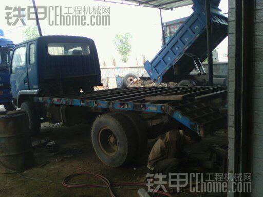 拖车改装中。。。。