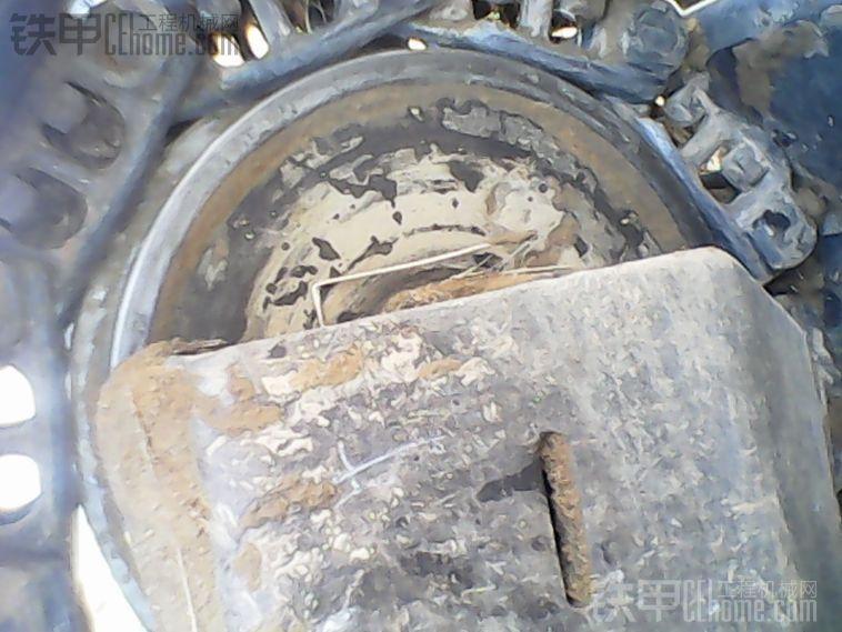 引导轮漏油了怎么弄??