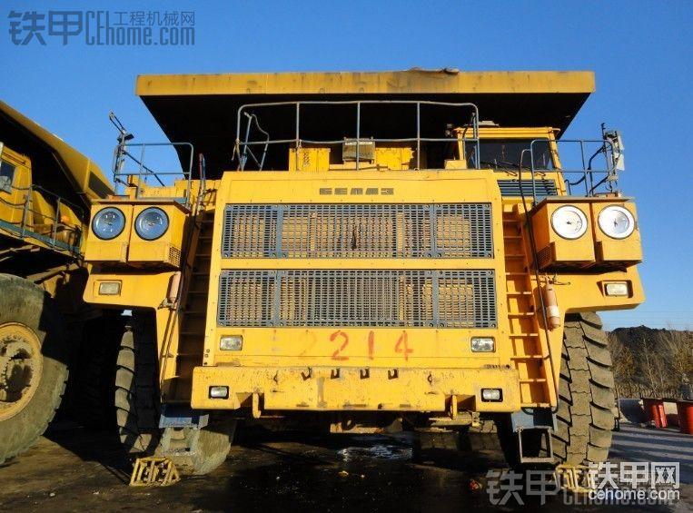 220噸 別拉斯75306礦用自卸車-帖子圖片