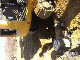 卡特307E挖掘机500小时使用报告