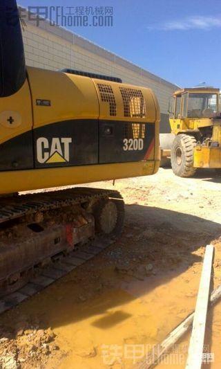 司机自诉:卡特彼勒320D挖掘机7179小时驾驶感受