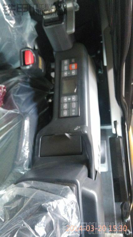 【提车作业】以旧换新大作战 现代210-5D置换卡特320D2GC