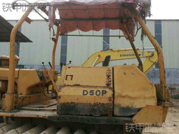 出售进口小松 D50型号湿地推土机