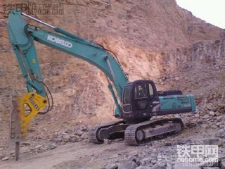【提车作业】神钢SK330超8挖掘机 回族老板喜爱的车型