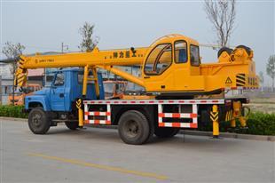 10吨东风吊车