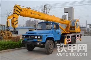 10噸東風吊車-帖子圖片