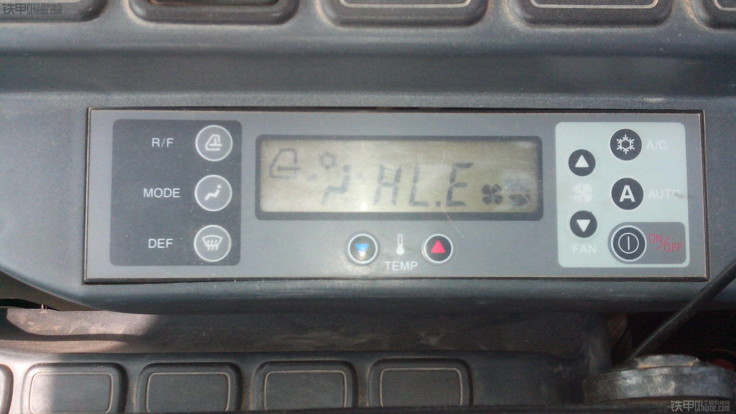 空调电路图代表字母