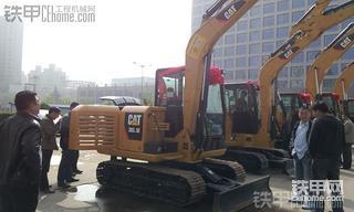 卡特彼勒小挖系列的7个总结  (305.5E挖掘机、306E挖掘机、307E挖掘机)