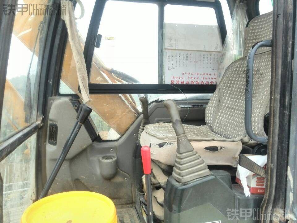 国产的力量·····★玉柴YC85-8挖掘机{4年零9个月}使用报告