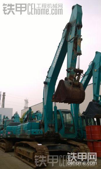 山河智能挖掘机厂家直销,另有其他型号各种陈色设备销售,SWE40-360-帖子图片