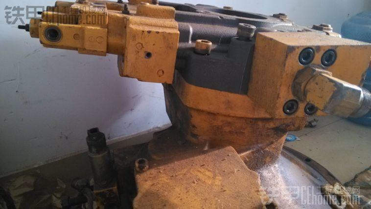 CAT330C原转二手液压泵总成,好货,且买且珍惜!!